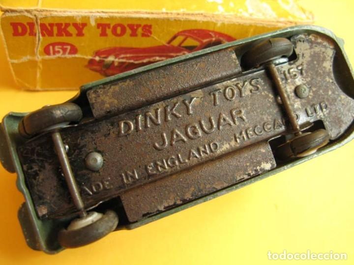 Coches a escala: DINKY TOYS 102-157-177-519-517..Y MAS. ORIGINAL-CAJAS-AÑOS 50-70. -MUY BUEN ESTADO-20 COCHES - Foto 96 - 176951937