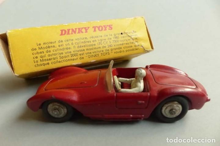 Coches a escala: DINKY TOYS 102-157-177-519-517..Y MAS. ORIGINAL-CAJAS-AÑOS 50-70. -MUY BUEN ESTADO-20 COCHES - Foto 102 - 176951937