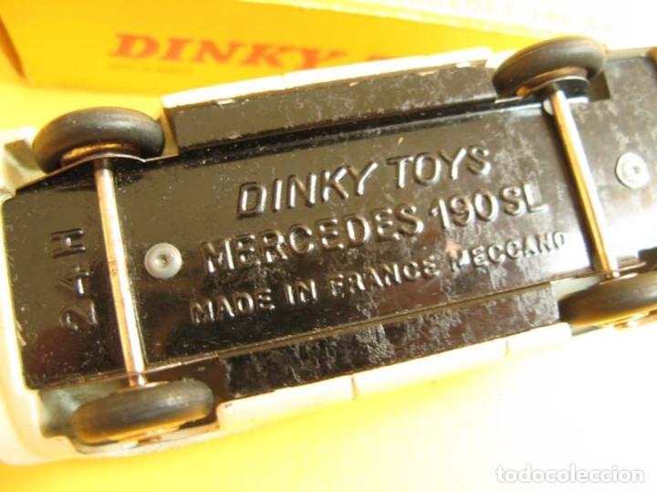 Coches a escala: DINKY TOYS 102-157-177-519-517..Y MAS. ORIGINAL-CAJAS-AÑOS 50-70. -MUY BUEN ESTADO-20 COCHES - Foto 111 - 176951937