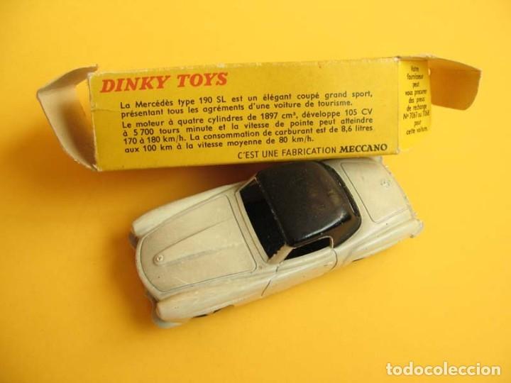 Coches a escala: DINKY TOYS 102-157-177-519-517..Y MAS. ORIGINAL-CAJAS-AÑOS 50-70. -MUY BUEN ESTADO-20 COCHES - Foto 114 - 176951937