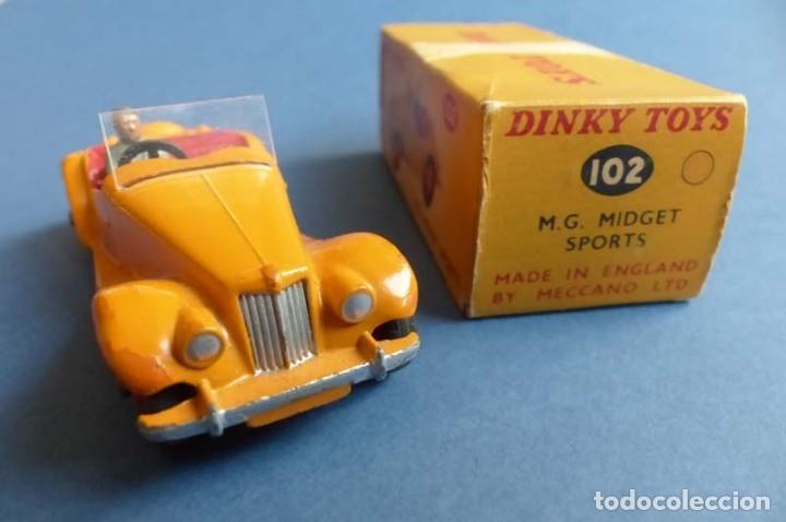 Coches a escala: DINKY TOYS 102-157-177-519-517..Y MAS. ORIGINAL-CAJAS-AÑOS 50-70. -MUY BUEN ESTADO-20 COCHES - Foto 131 - 176951937