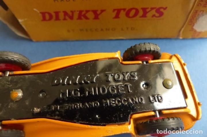 Coches a escala: DINKY TOYS 102-157-177-519-517..Y MAS. ORIGINAL-CAJAS-AÑOS 50-70. -MUY BUEN ESTADO-20 COCHES - Foto 136 - 176951937