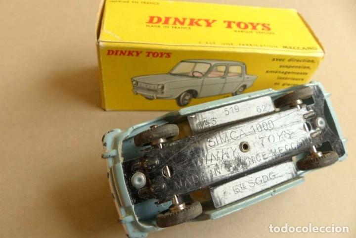 Coches a escala: DINKY TOYS 102-157-177-519-517..Y MAS. ORIGINAL-CAJAS-AÑOS 50-70. -MUY BUEN ESTADO-20 COCHES - Foto 174 - 176951937