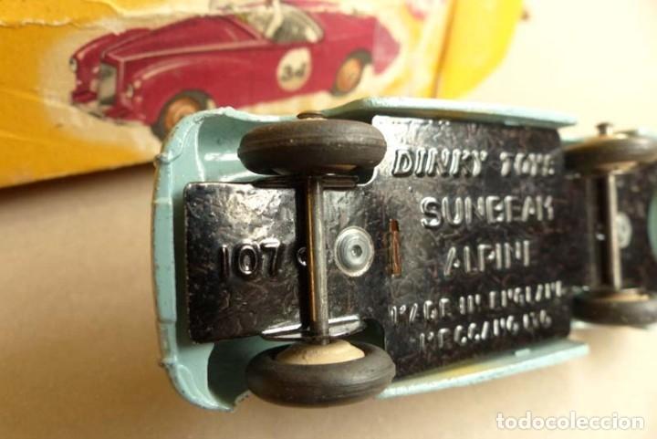 Coches a escala: DINKY TOYS 102-157-177-519-517..Y MAS. ORIGINAL-CAJAS-AÑOS 50-70. -MUY BUEN ESTADO-20 COCHES - Foto 186 - 176951937
