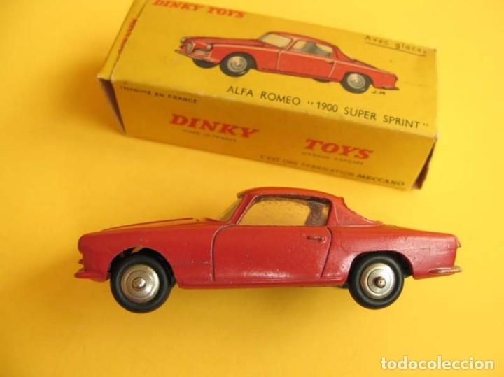 Coches a escala: DINKY TOYS 102-157-177-519-517..Y MAS. ORIGINAL-CAJAS-AÑOS 50-70. -MUY BUEN ESTADO-20 COCHES - Foto 189 - 176951937