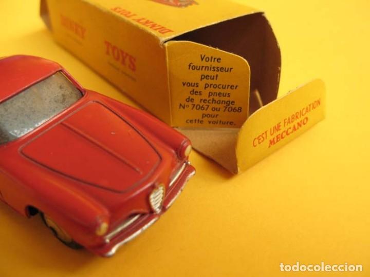 Coches a escala: DINKY TOYS 102-157-177-519-517..Y MAS. ORIGINAL-CAJAS-AÑOS 50-70. -MUY BUEN ESTADO-20 COCHES - Foto 194 - 176951937