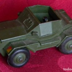 Coches a escala: DINKY TOYS 673 SCOUT CAR - AÑO 1953 - METALICO - MECCANO LTD - MADE IN ENGLAND. Lote 177067653