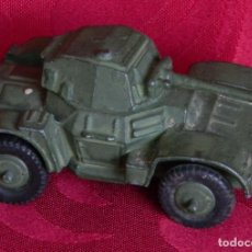Coches a escala: DINKY TOYS 670 ARMOURED CAR - AÑO 1954 - METALICO - MECCANO LTD - MADE IN ENGLAND. Lote 177068562