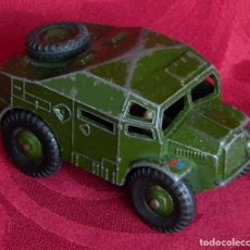 Coches a escala: DINKY TOYS 688 ARMOURED CAR - AÑO 1954 - METALICO - MECCANO LTD - MADE IN ENGLAND. Lote 177068817