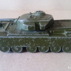 Coches a escala: DINKY SUPERTOYS MECCANO LTD: CENTURION TANK 651 - MADE IN ENGLAND.. Lote 178723660