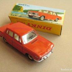 Coches a escala: DINKY TOYS BMW 1500 Nº 534 + CAJA. ORIGINAL.AÑO APROX.1965.. Lote 181970335