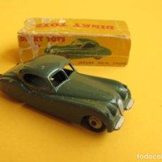 Coches a escala: DINKY TOYS JAGUAR XK 120 Nº 157 + CAJA . ORIGINAL.AÑO 1954-62. Lote 181970726