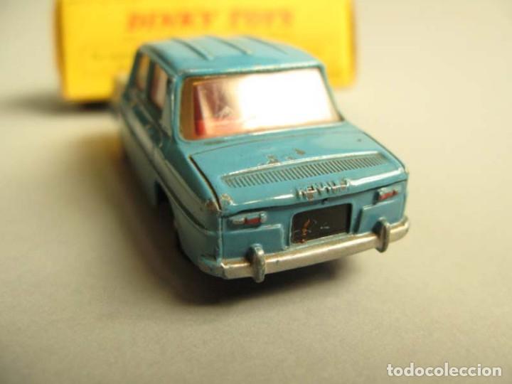 Coches a escala: Dinky Toys RENAULT R8 Nº 517 + caja. ORIGINAL.AÑO APROX 1960 - Foto 3 - 181970898