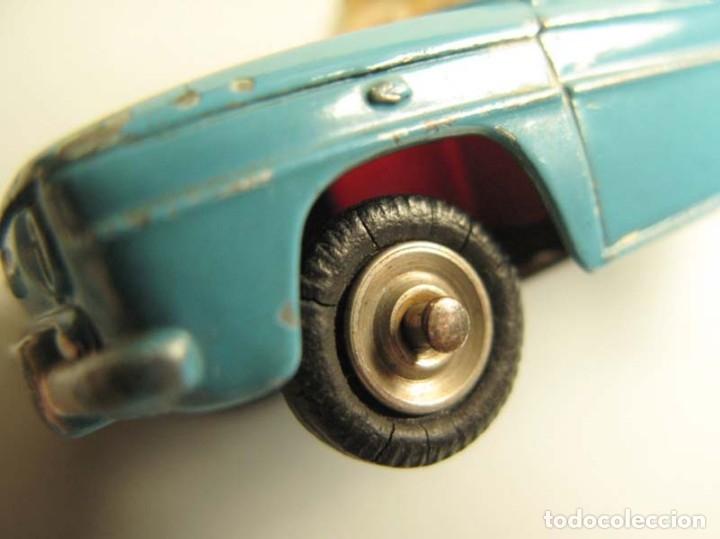 Coches a escala: Dinky Toys RENAULT R8 Nº 517 + caja. ORIGINAL.AÑO APROX 1960 - Foto 7 - 181970898