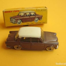 Coches a escala: DINKY TOYS FIAT 1200 Nº 531 + CAJA. ORIGINAL.AÑOS 50-60. Lote 181972268