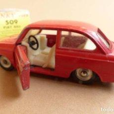 Coches a escala: DINKY TOYS FIAT 850 Nº 509 + CAJA . ORIGINAL.. Lote 181973046