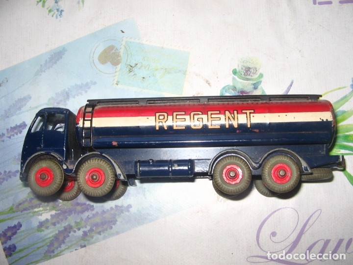 CAMIÓN FODEN REGENT DINKY SUPERTOYS - MADE IN ENGLAND MECCANO LTD (Juguetes - Coches a Escala 1:43 Dinky Toys)