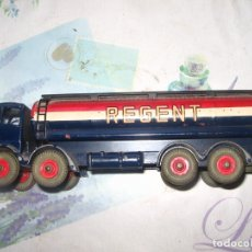 Coches a escala: CAMIÓN FODEN REGENT DINKY SUPERTOYS - MADE IN ENGLAND MECCANO LTD . Lote 182282361