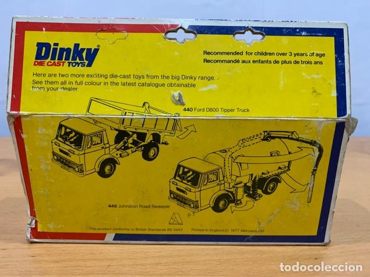 Coches a escala: DINKY TOYS CAMION REFUSE WAGON ESCALA 1/43 - Foto 5 - 183182156