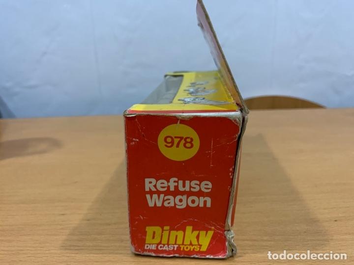 Coches a escala: DINKY TOYS CAMION REFUSE WAGON ESCALA 1/43 - Foto 6 - 183182156