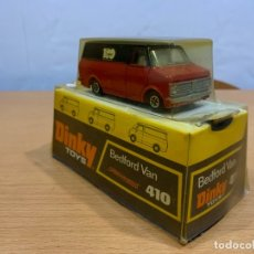 Coches a escala: DINKY TOYS BEDFORD VAN 410 SIMPSONS ESCALA 1/43. Lote 183182553