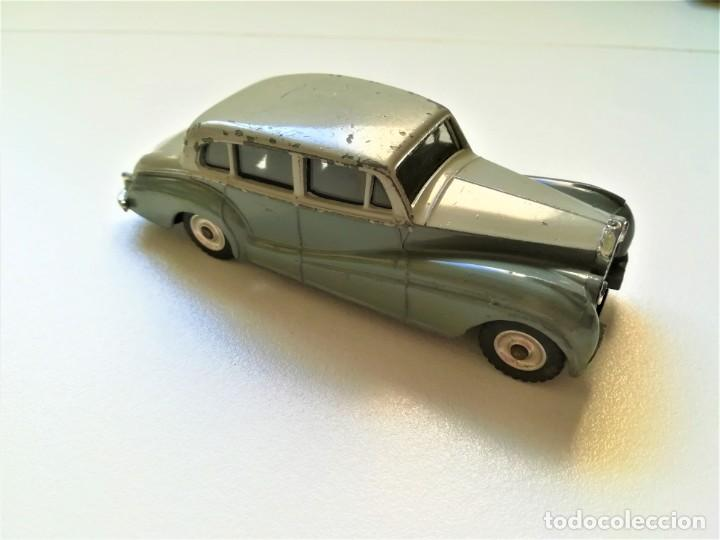 Coches a escala: DINKY TOYS,COLECCION 6 COCHES,AÑOS 50/60.RENAULT FLORITE,CRYSLER,MERCEDES,FORD,CHEVROLET,ROLLS ROYCE - Foto 3 - 183462770