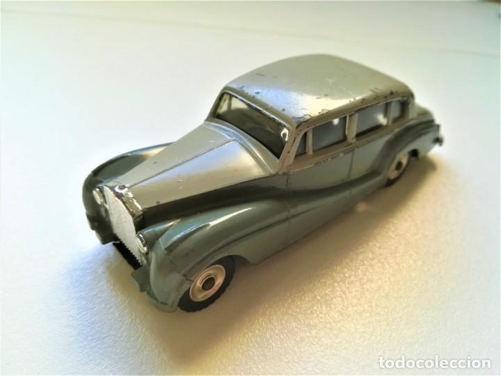 Coches a escala: DINKY TOYS,COLECCION 6 COCHES,AÑOS 50/60.RENAULT FLORITE,CRYSLER,MERCEDES,FORD,CHEVROLET,ROLLS ROYCE - Foto 4 - 183462770