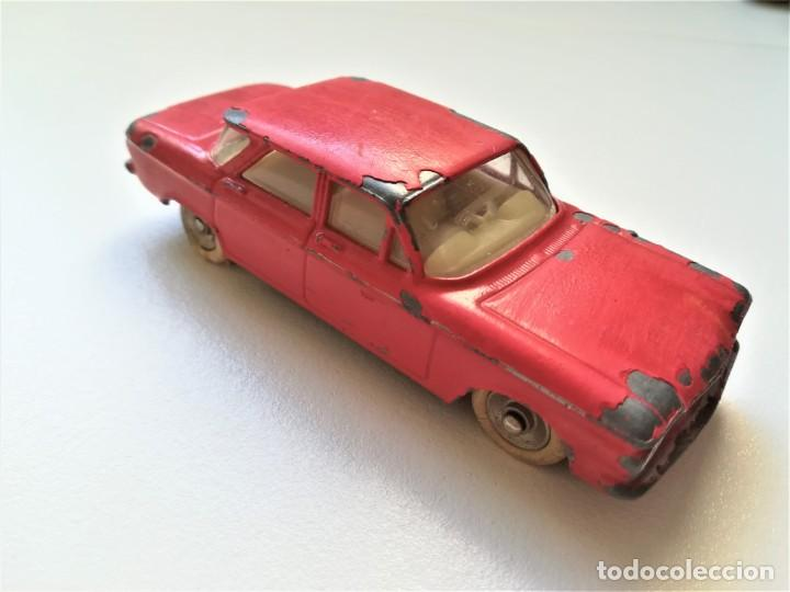 Coches a escala: DINKY TOYS,COLECCION 6 COCHES,AÑOS 50/60.RENAULT FLORITE,CRYSLER,MERCEDES,FORD,CHEVROLET,ROLLS ROYCE - Foto 10 - 183462770