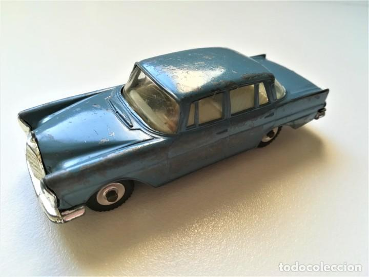 Coches a escala: DINKY TOYS,COLECCION 6 COCHES,AÑOS 50/60.RENAULT FLORITE,CRYSLER,MERCEDES,FORD,CHEVROLET,ROLLS ROYCE - Foto 15 - 183462770