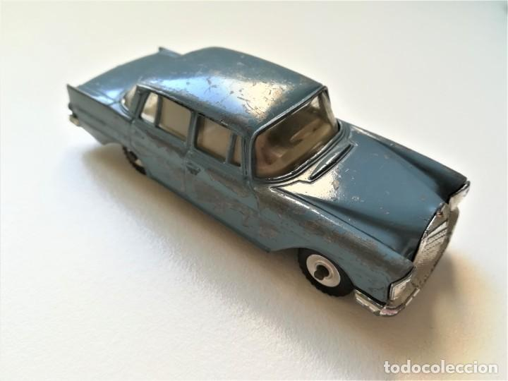 Coches a escala: DINKY TOYS,COLECCION 6 COCHES,AÑOS 50/60.RENAULT FLORITE,CRYSLER,MERCEDES,FORD,CHEVROLET,ROLLS ROYCE - Foto 16 - 183462770
