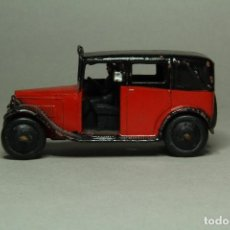 Coches a escala: DINKY TOYS 36G TAXI AVEC CHAUFFEUR . Lote 184904040
