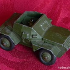 Coches a escala: DINKY TOYS 673 SCOUT CAR - AÑO 1953 - METALICO - MECCANO LTD - MADE IN ENGLAND. Lote 186227196