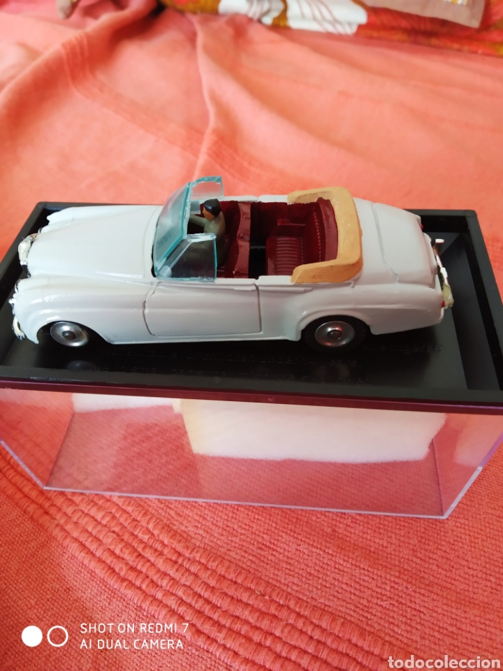 Coches a escala: coche Dinky Toys Bentley 1/43 made in England - Foto 3 - 188464158