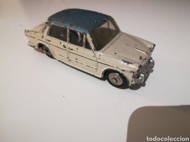 Coches a escala: DINKY TOYS 531 FIAT 1200 GRANDE VUE 1960 - Foto 2 - 192494548