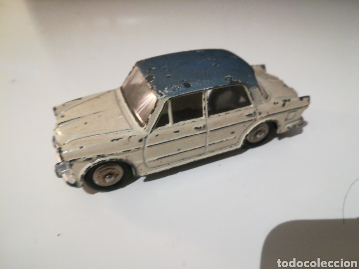 DINKY TOYS 531 FIAT 1200 GRANDE VUE 1960 (Juguetes - Coches a Escala 1:43 Dinky Toys)