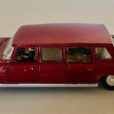 Coches a escala: DINKY TOYS MERCEDES-BENZ 600 – ROJO - MODELO 128 - VINTAGE 1964 MECCANO ENGLAND. Lote 192909617