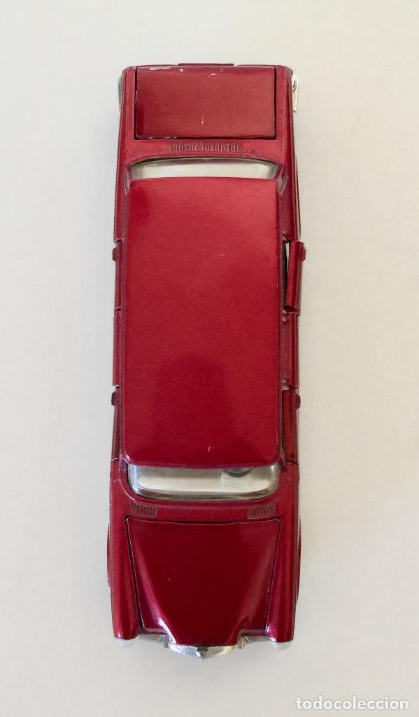 Coches a escala: DINKY TOYS MERCEDES-BENZ 600 – ROJO - MODELO 128 - VINTAGE 1964 MECCANO ENGLAND - Foto 7 - 192909617