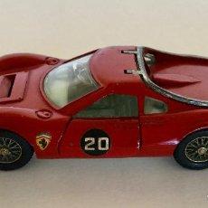 Coches a escala: DINKY TOYS DINO FERRARI – ROJO - MODELO 216 - VINTAGE 1963 MECCANO ENGLAND. Lote 192913961