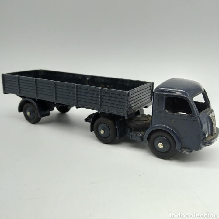 Coches a escala: Camión Dinky Tracteur Panhard - Foto 2 - 193195733