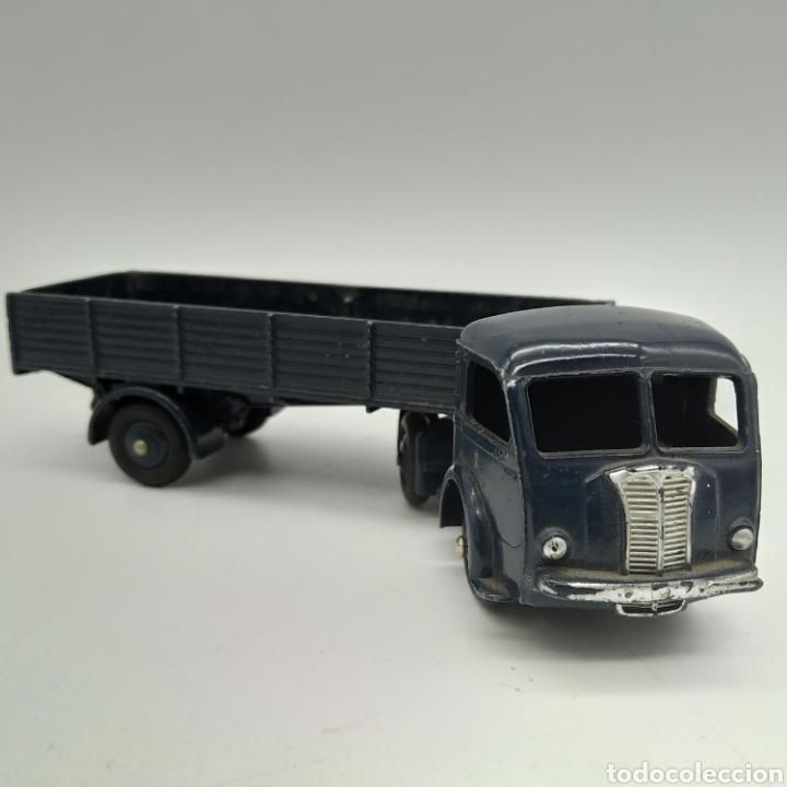 Coches a escala: Camión Dinky Tracteur Panhard - Foto 3 - 193195733