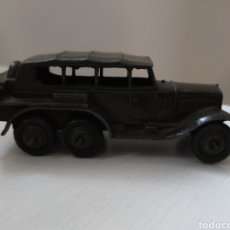 Coches a escala: DINKY TOYS CAMION MILITAR. Lote 193272933