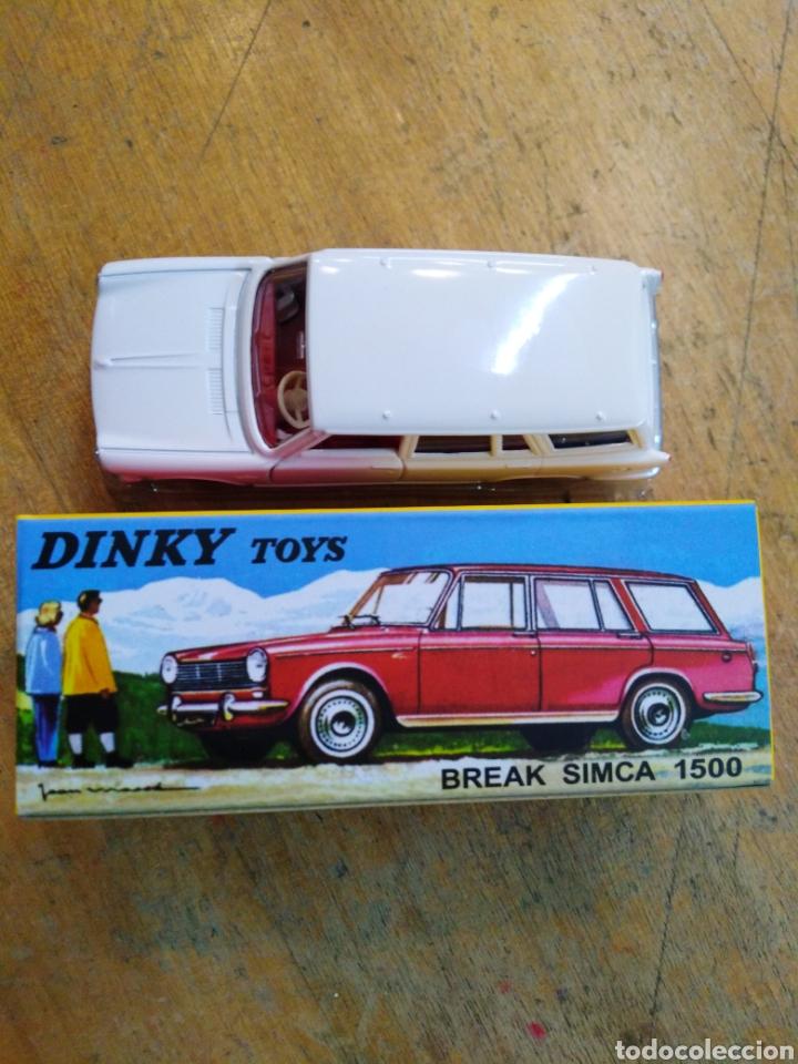 BREAK SIMCA 1500. NUEVO A ESTRENAR. (Juguetes - Coches a Escala 1:43 Dinky Toys)