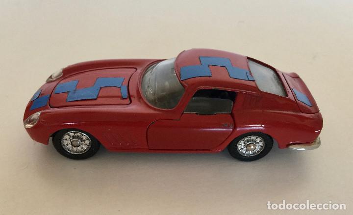 DINKY TOYS FERRARI 275 GTB – ROJO - MODELO 506 - VINTAGE 1964 MECCANO FRANCE (Juguetes - Coches a Escala 1:43 Dinky Toys)