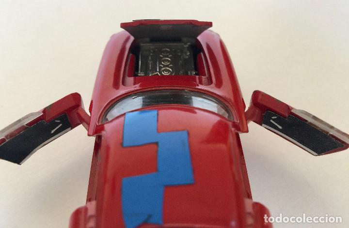 Coches a escala: DINKY TOYS FERRARI 275 GTB – ROJO - MODELO 506 - VINTAGE 1964 MECCANO FRANCE - Foto 5 - 193610412