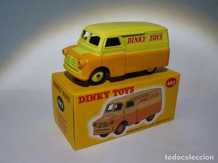 FURGONETA DINKY TOYS COMO NUEVA . (Juguetes - Coches a Escala 1:43 Dinky Toys)