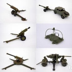 Coches a escala: JUGUETES DINKY MILITAR. Lote 195298475