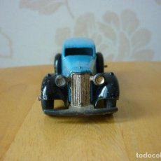 Coches a escala: MUY ANTIGUO DINKY Nº36A ARMSTRONG SIDDELEY. AÑO 1946.. Lote 196248995