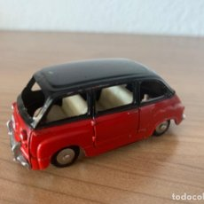 Coches a escala: FIAT 600 MULTIPLA MERCURY MADE IN ITALY ESCALA 1/43. Lote 197433923