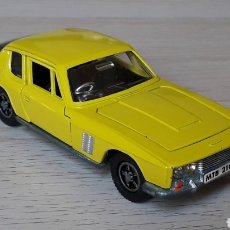 Coches a escala: JENSEN INTERCEPTOR FF REF. 188, METAL ESC. 1/43, DINKY TOYS MADE IN ENGLAND, ORIGINAL AÑOS 70.. Lote 199252116