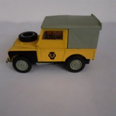 Coches a escala: DINKY LAND ROVER ROAD SERVICE MATCHBOX. Lote 203505215